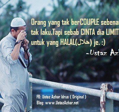 Kartun Dakwah#7 : Cinta Limited Edition, Ustaz Azhar Idrus (UAI)