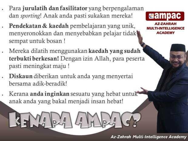 AMPAC-WHY