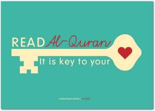 Kartun Dakwah#79 : Membaca Al-Quran Kunci Ketenangan Jiwa