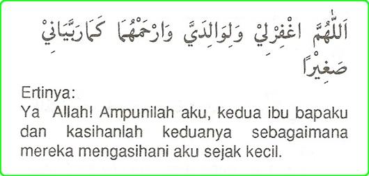 Image result for doa buat ibu bapa