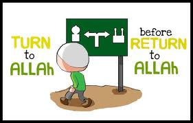 Kartun Dakwah#127 : TURN to ALLAh before RETURN to ALLAh