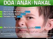 Doa Untuk Anak Yang Nakal.
